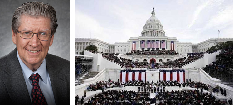 Richard Edwards, director of the Center for Great Plains Studies, contributed an essay to a volume Congress prepared for presentation to Pres. Barack Obama as part of the Jan. 21 presidential inauguration.