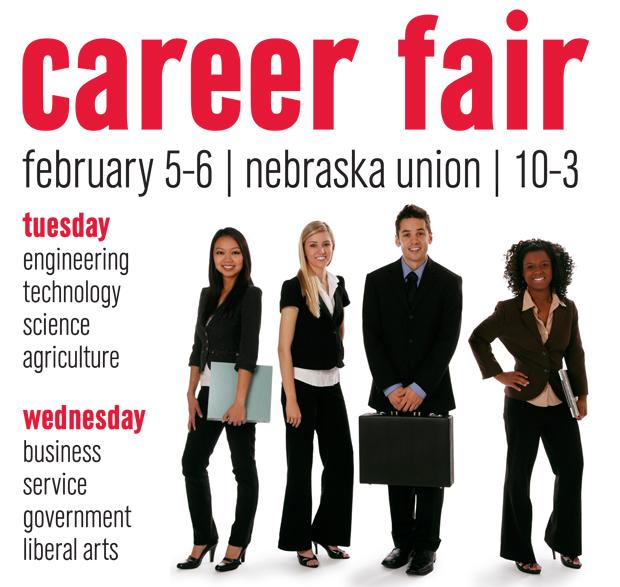 Spring Career Fair Feb. 5-6