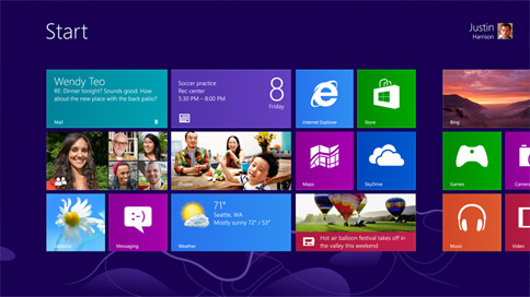 Learn about Windows 8