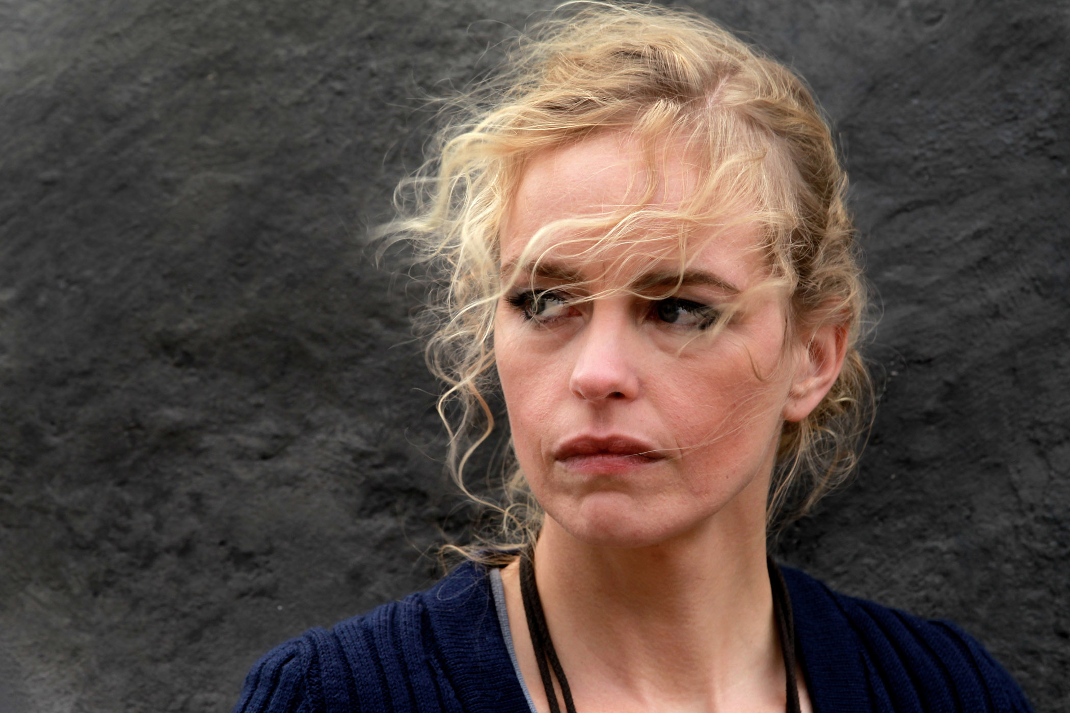 "Nina Hoss in ""Barbara."""