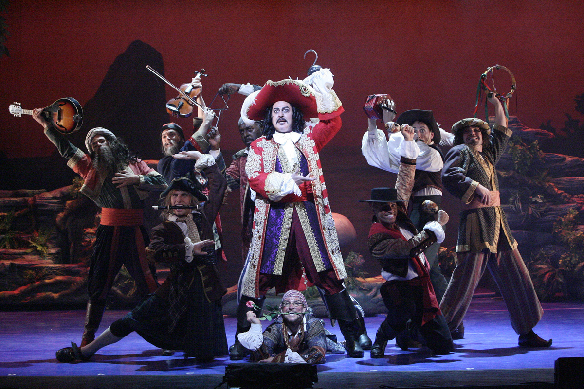 """""""Peter Pan,"""" featuring Cathy Rigby, plays the Lied Center for Performing Arts on Feb. 12-13."""