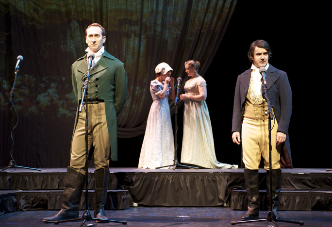 "A scene from ""Pride and Prejudice."" Matt Petit 