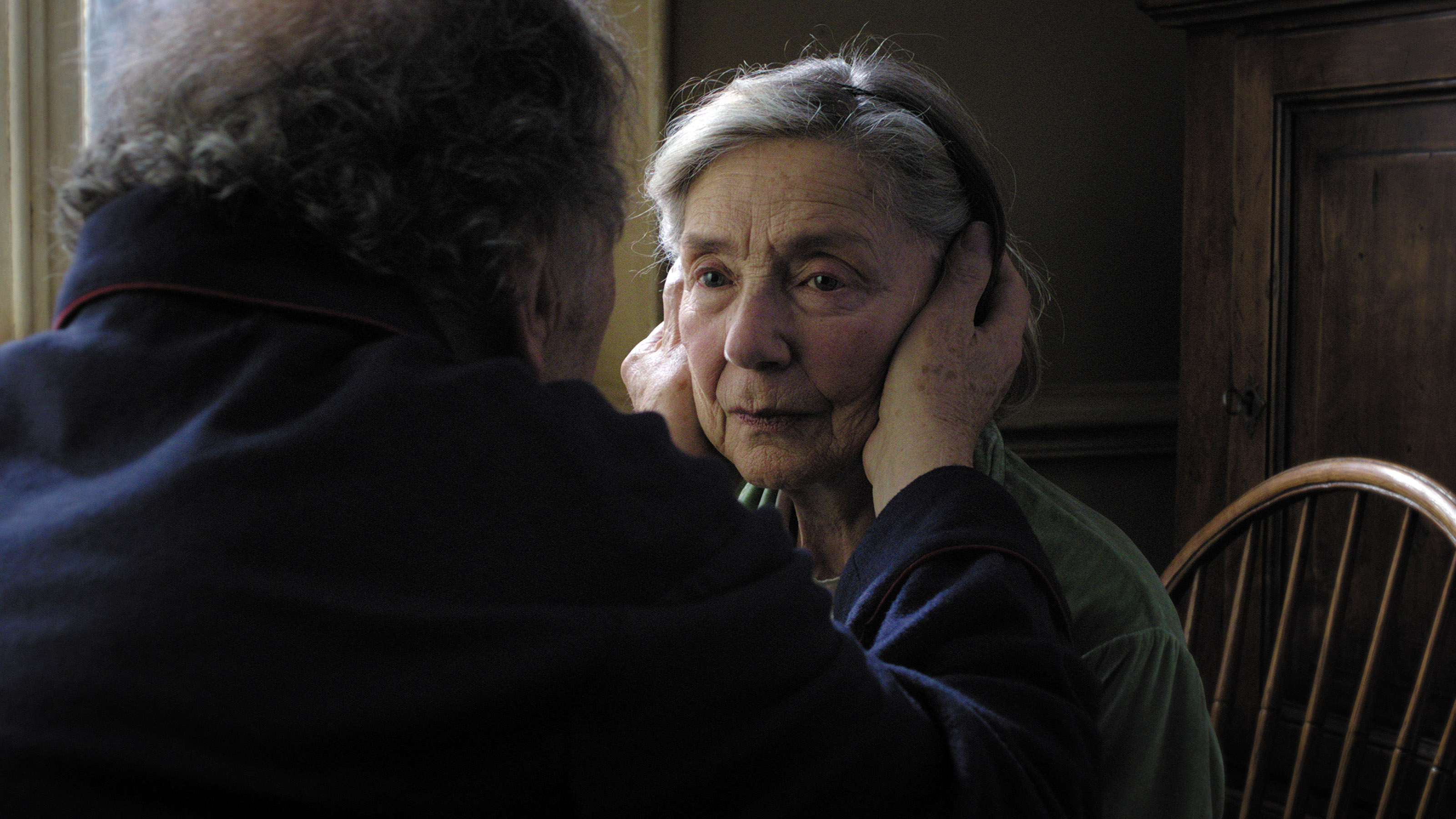 "A scene from ""Amour."""