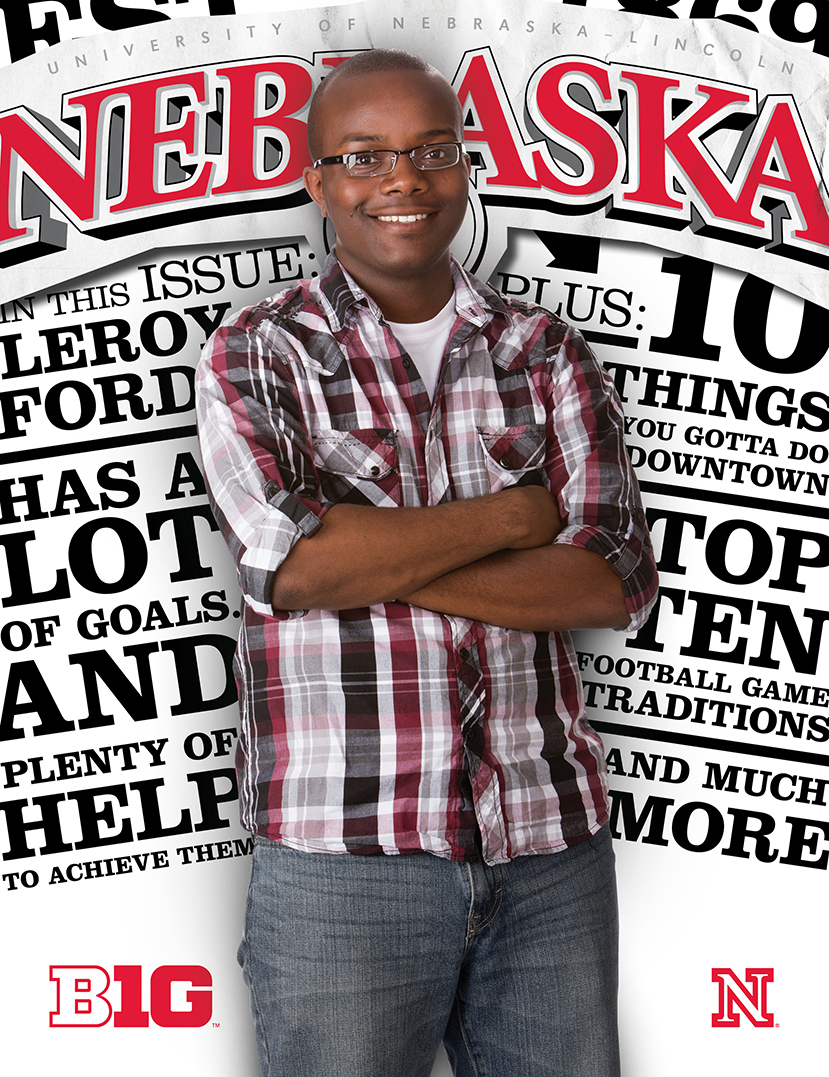 Students who sign up and participate in photo shoots will be paid to help promote UNL.