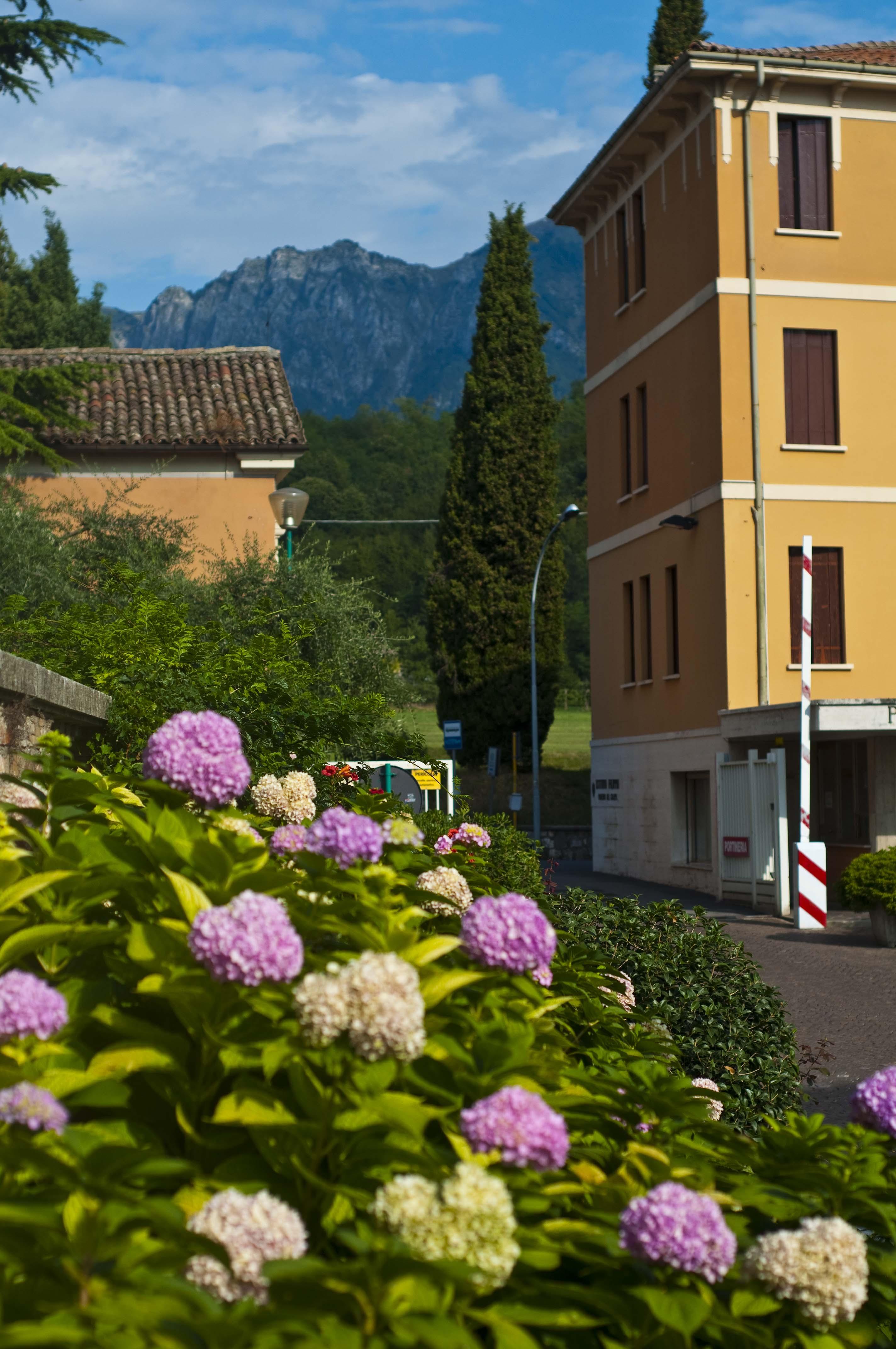 CIMBA campus in Paderno del Grappa, Italy