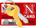 UNL will upgrade NCard-activated door locks from 5 to 7 p.m. March 18-20.