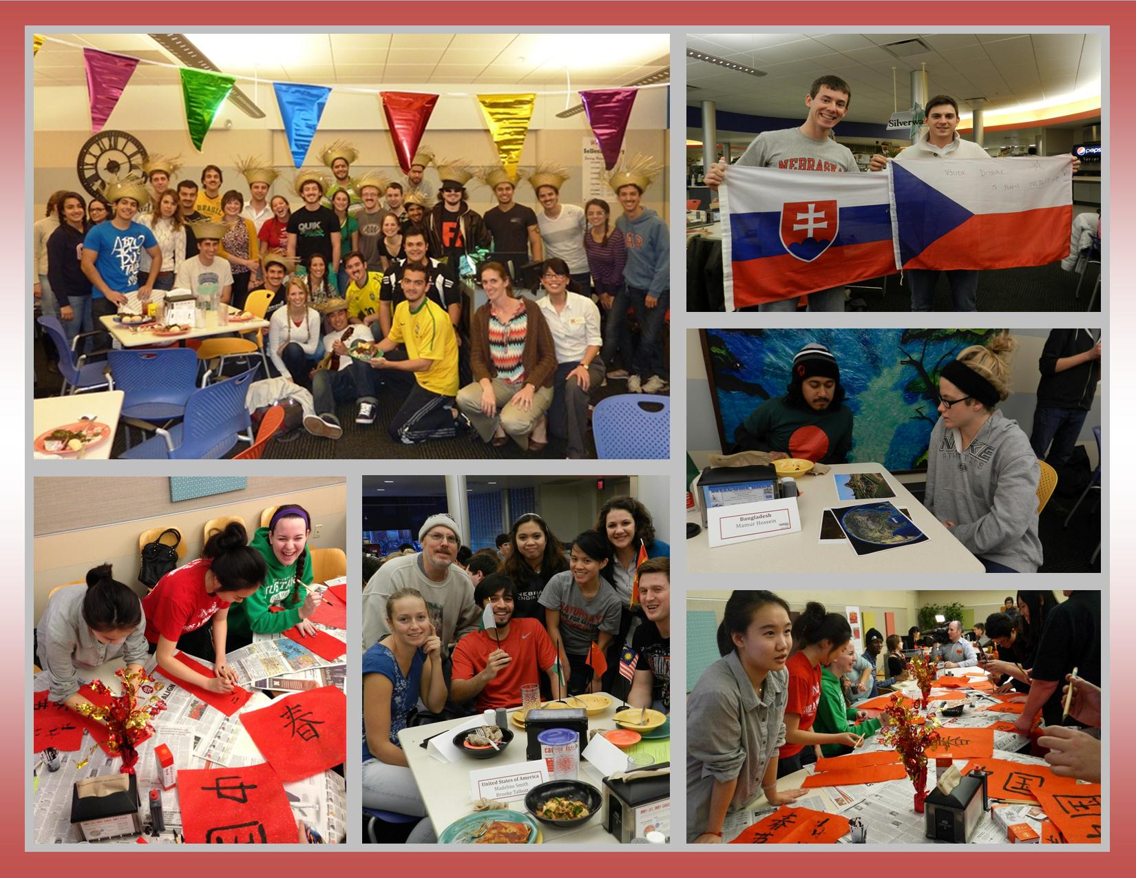 Past cultural programs by University Housing