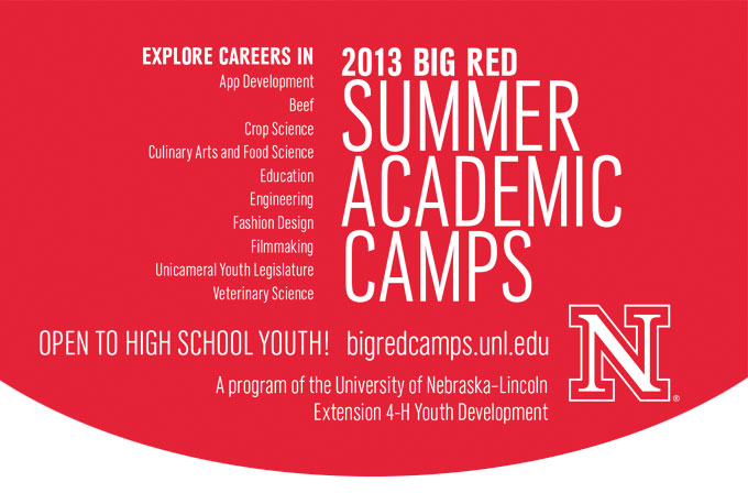 BEEF Big Red Summer Camp