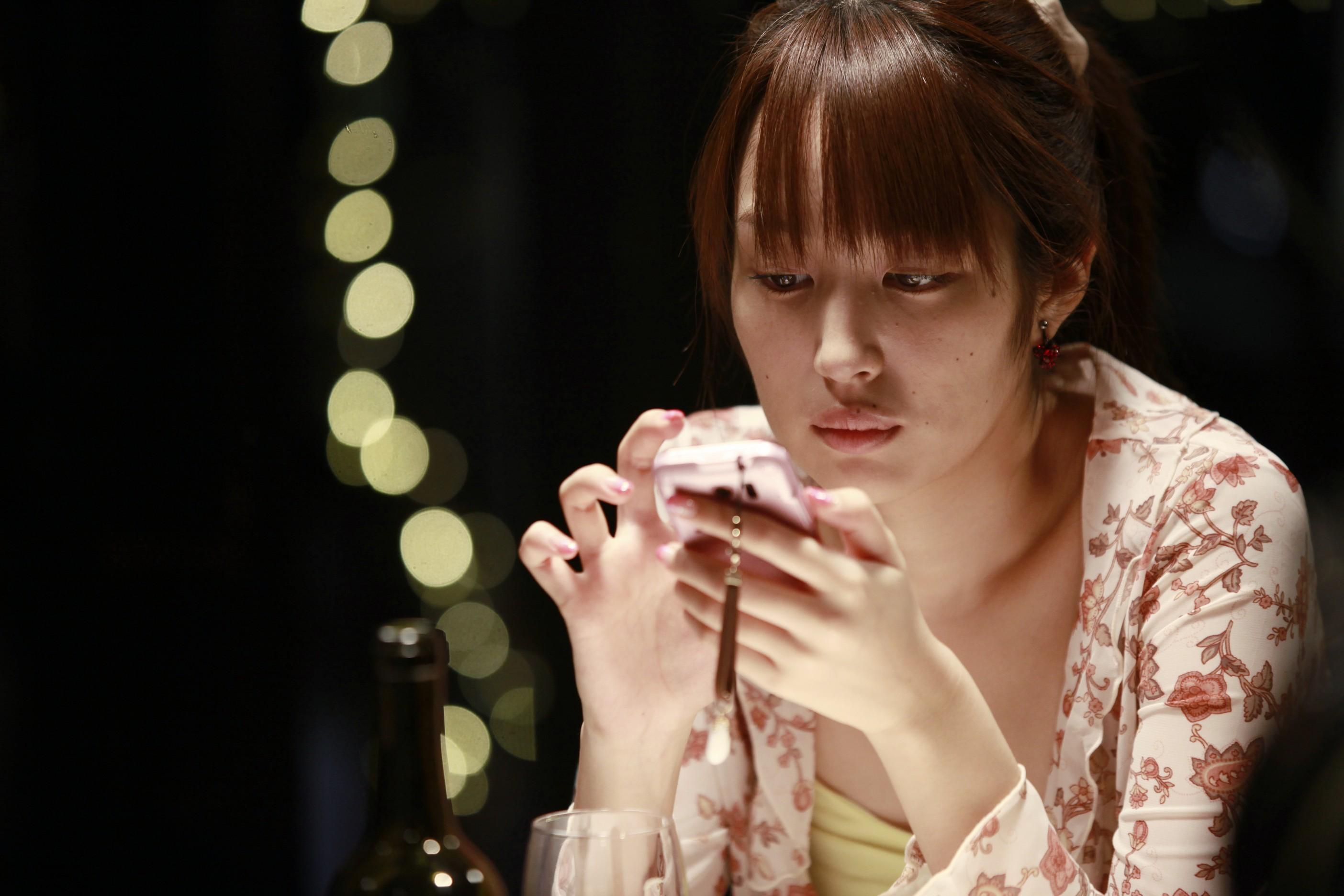 "Rin Takanashi in ""Like Someone In Love."""