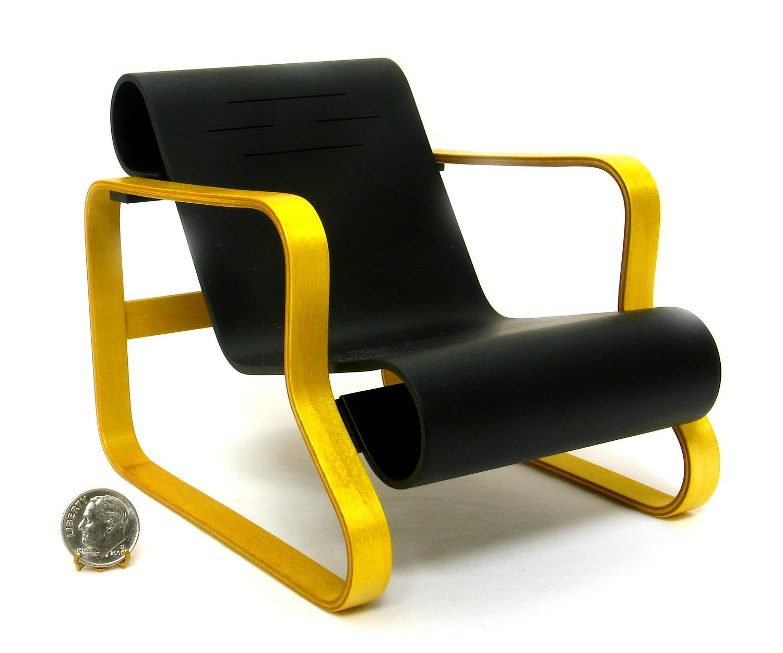 Nr. 41 Paimio Chair by Alvar Aalto
