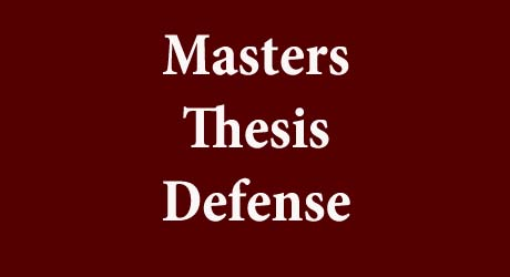 What Does it Mean to Defend a Thesis?