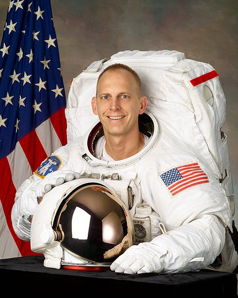 Nebraska astronaut Clay Anderson will give the keynote speech during E-Week's annual open house on April 12.