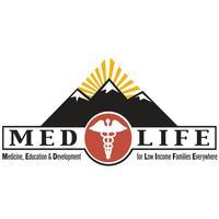 The national MEDLIFE logo.