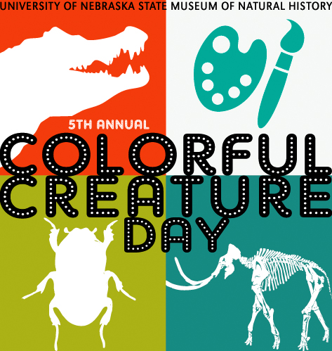 Colorful Creature Day is May 18 at Morrill Hall.