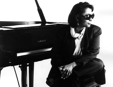 Valerie Capers is the featured performer in the June 11 Jazz in June performance at Sheldon Museum of Art.
