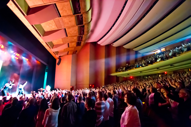 UNL's Lied Center for Performing Arts has been named a Top 100 theater venue by Pollstar.