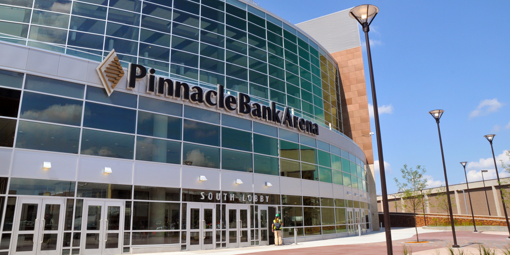 UNL commencement exercises on Aug. 16-17 will be the first events in Lincoln's Pinnacle Bank Arena.