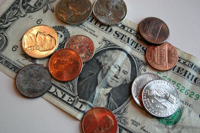 How many ways are there to make change for a dollar?