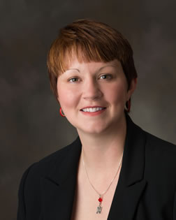 Heather Ockenfels, Director of First-Year Experience & Transition Programs