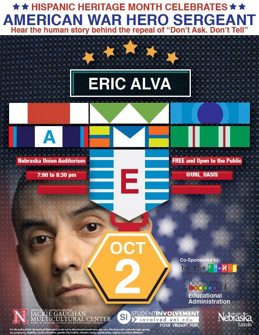 Sergeant Eric Alva