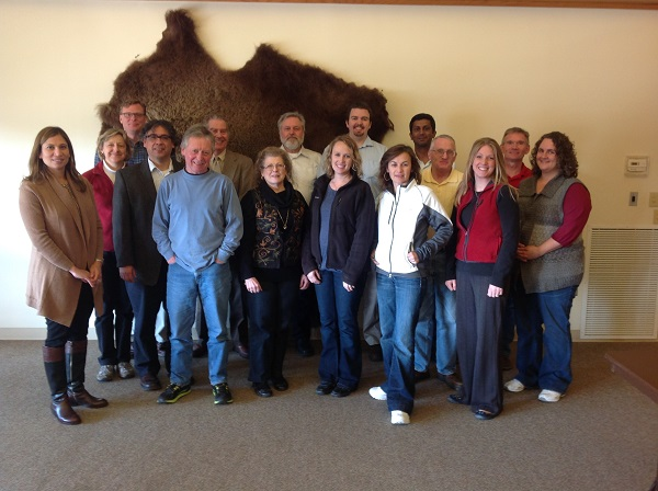 Geography hosts retreat to re-envision program