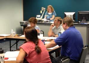 NMSSI 2013: Math 805T in Scottsbluff