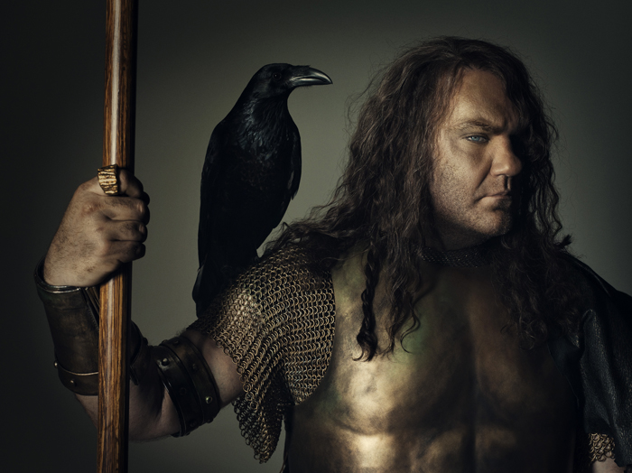 Bryn Terfel will be singing the title role of Wotan