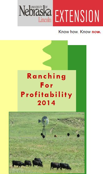 UNL Extension's Ranching for Profitability.