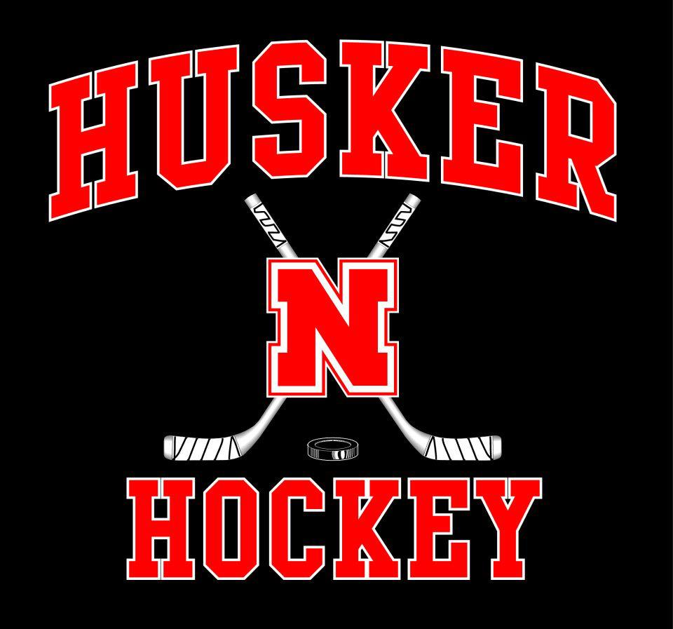 Husker Hockey Logo