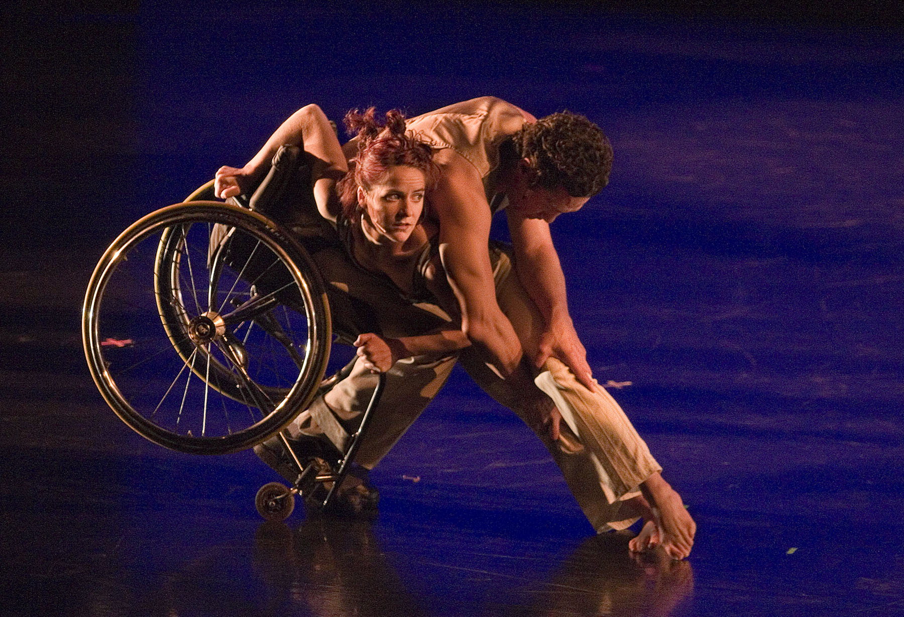 The AXIS Dance Company is seeking dancers, with and without disabilities, to perform Oct. 8 at the Lied Center for Performing Arts.