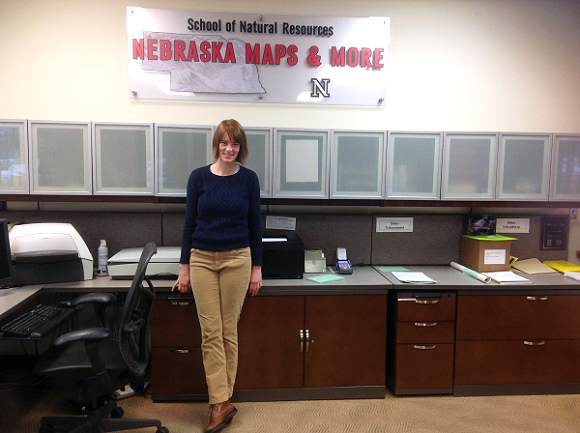 Lisa Greif is SNR's newest office associate.