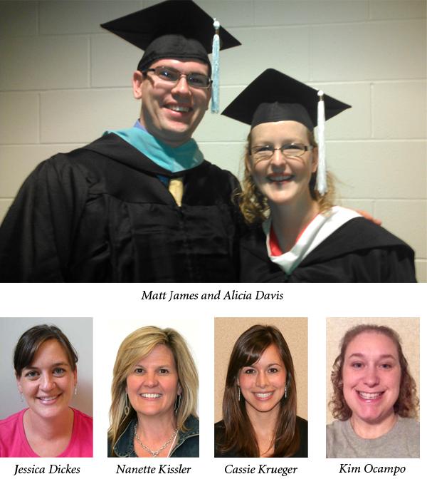 December 2013 graduates