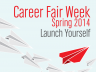 Career Fair Week Spring 2014