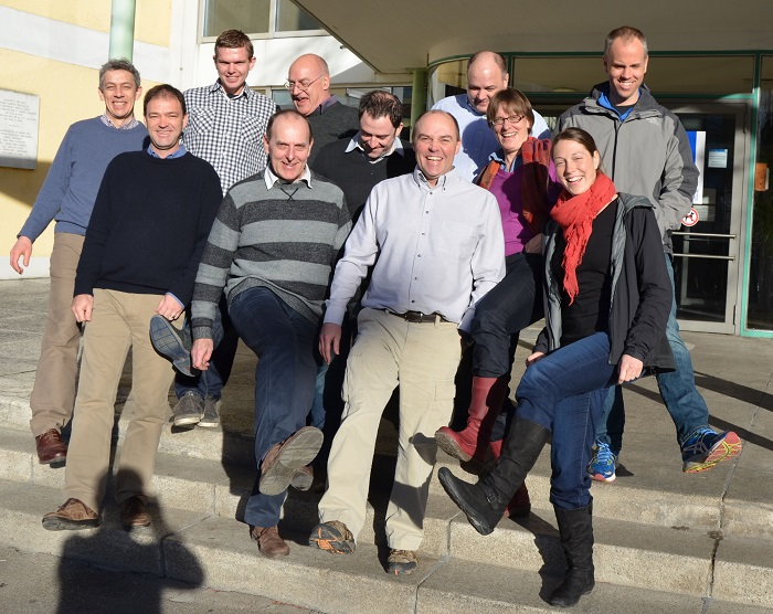 The multinational DrIVER project funded under the Belmont Forum's Freshwater Security scheme kicked off in early January.