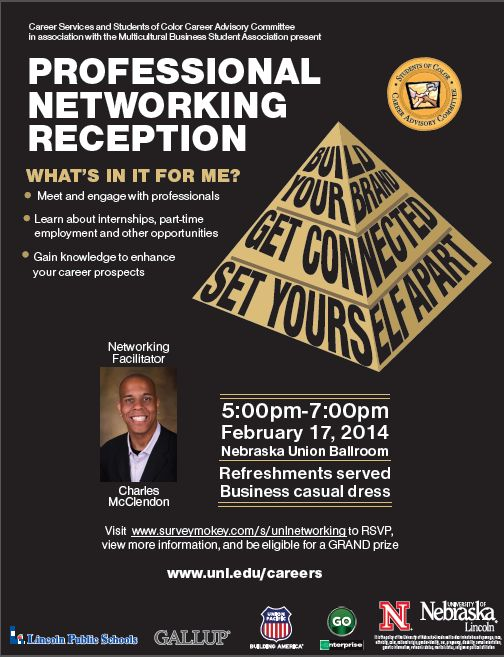3rd Annual Professional Networking Reception