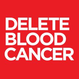 Delete Blood Cancer Logo