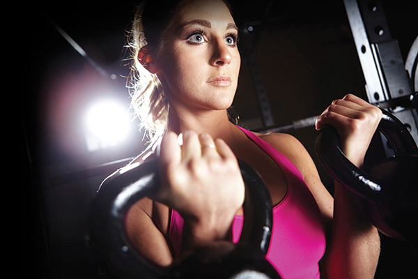 Purely Pink: A Women-Only Fitness Event