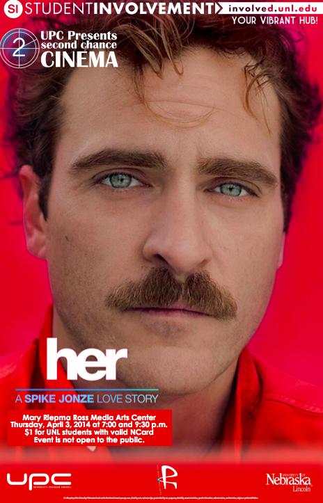 """Her"" SCC Promotional Poster"