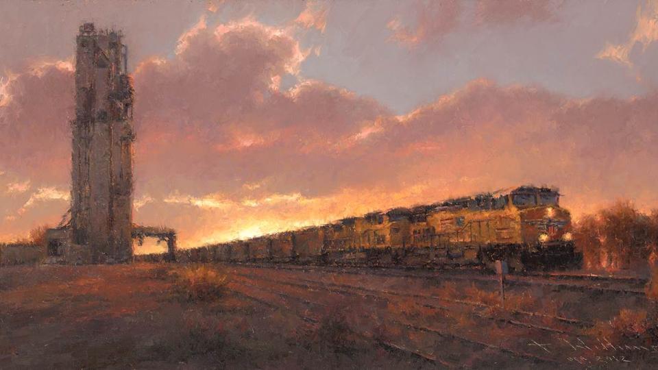 """""""Familiar Scene — Merrick County,"""" by Todd A. Williams (Photo courtesy Todd A. Williams)"""