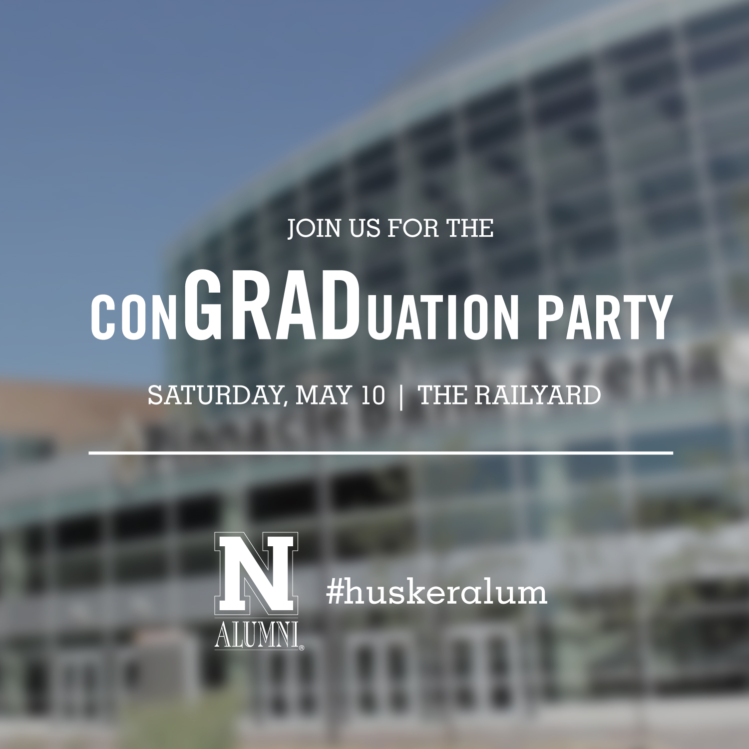 Help the NAA celebrate our newest alumni!