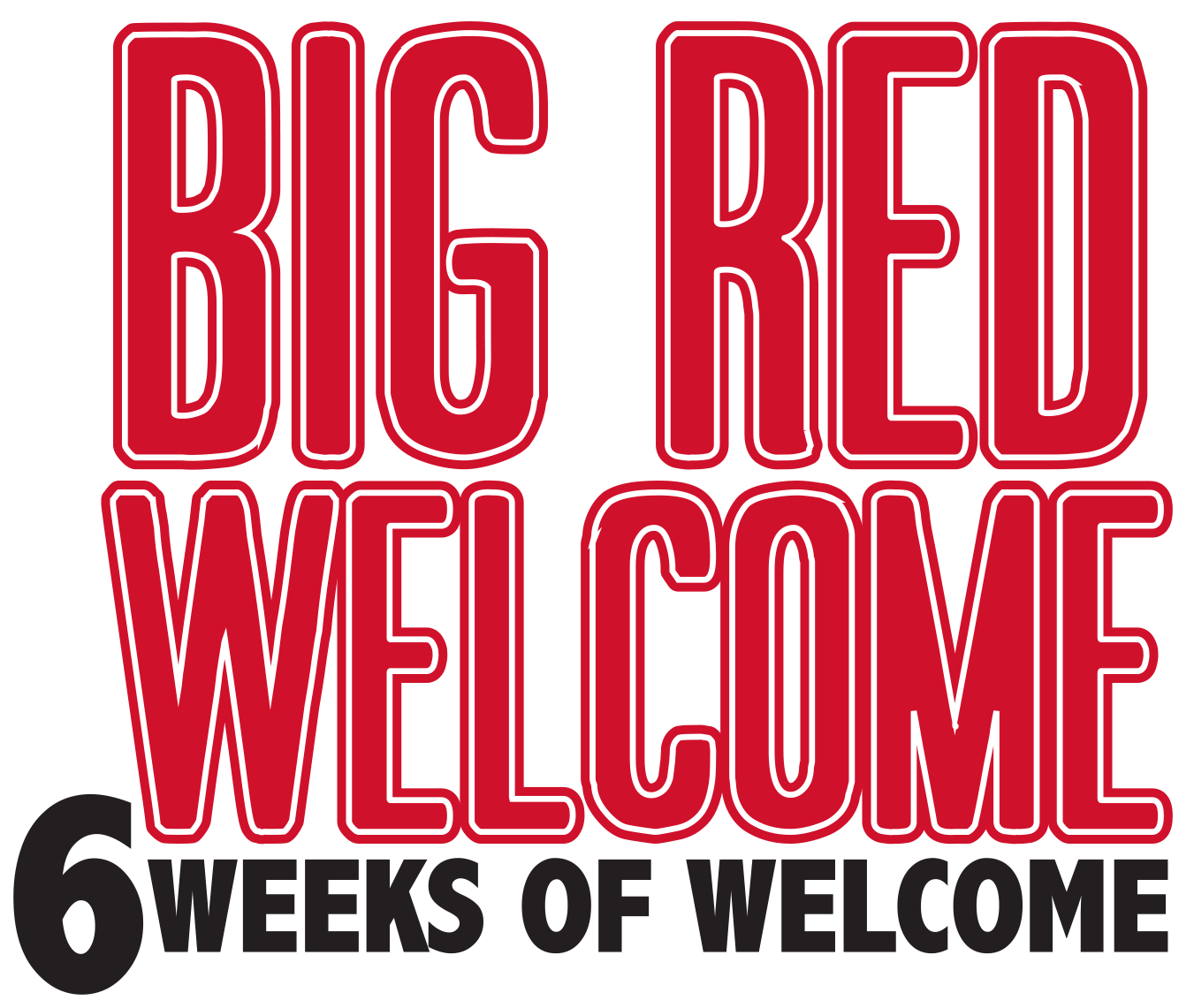 Big Red Welcome