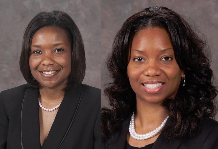 Afrachanna Butler (left) and Catherine Thomas (Courtesy photos)