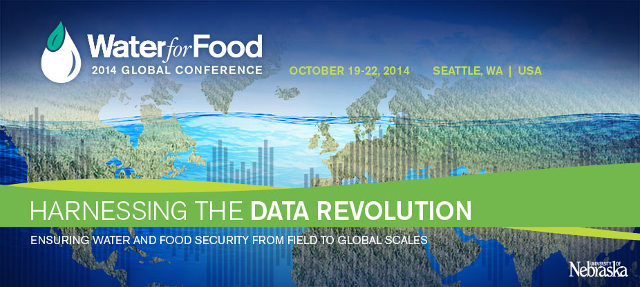 The Robert B. Daugherty Water for Food Institute is hosting the 2014 Water for Food Global Conference Online Poster Competition.