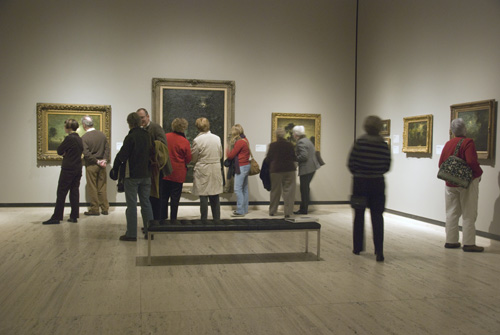 The Sheldon Museum of Art at the University of Nebraska-Lincoln is looking for volunteers to join its docent program, which celebrates its 50th anniversary with the 2014-15 academic year.