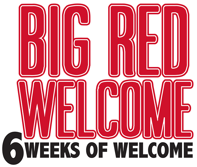 Big Red Welcome 2014