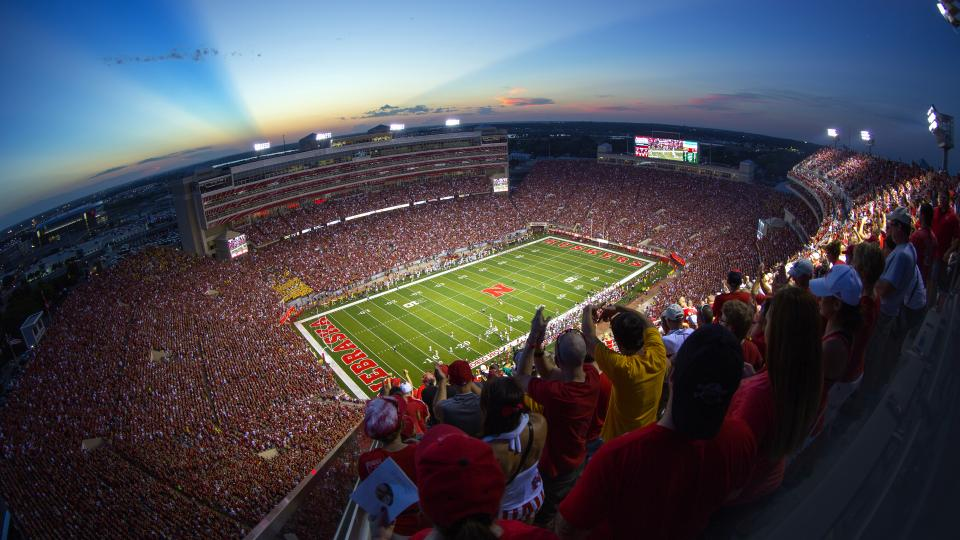 The sixth season of the Nebraska Alumni Association's Football Fridays kicked off on Aug. 29. The event series will be at the Railyard, 350 Canopy St. southeast of Pinnacle Bank Arena, from 5-7 p.m. on the day before each Nebraska home football game.