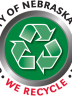 """UNL Recycling is seeking volunteers for all home UNL football games to participate in the sixth year of """"Go Green for Big Red."""""""