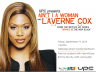 """Ain't I a Woman"" with Laverne Cox poster"