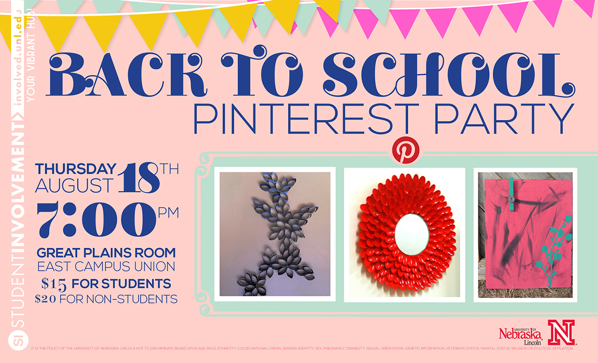 Pinterest Party Poster