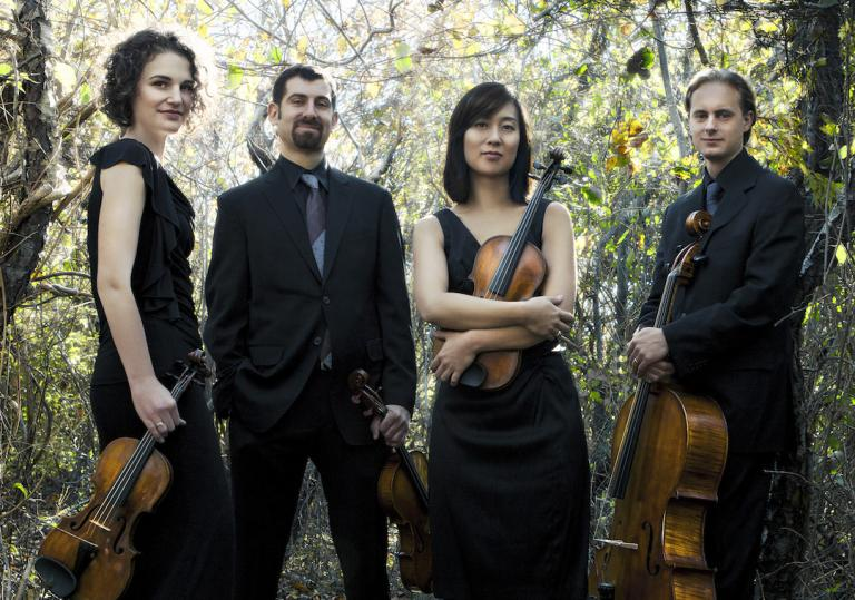 On Friday, September 12 at 7:30pm the Chiara String Quartet will perform the first concert of the 2014-2015 Hixson-Lied Concert Series at the University of Nebraska-Lincoln's Kimball Recital Hall (11th and R Streets).